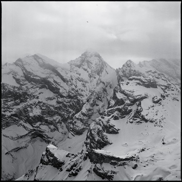 Gspaltenhorn - analog, filmphotography - schwedenwuerfel   ello