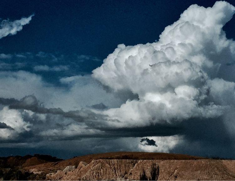 Sunny side cloud - sacrecour | ello