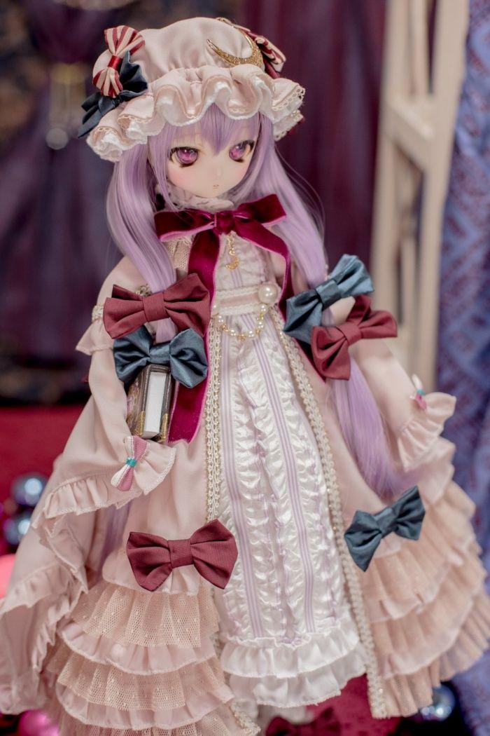 AnimeStyle, FashionDoll, TouhouProject - shingos | ello