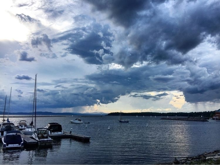 Lake Champlain. Burlington, VT - kagan1 | ello