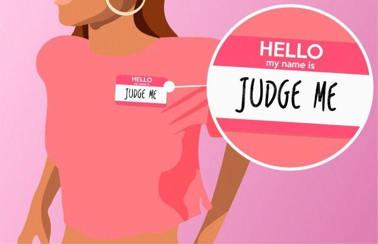 approval social media  - illustration - elegancehunter   ello