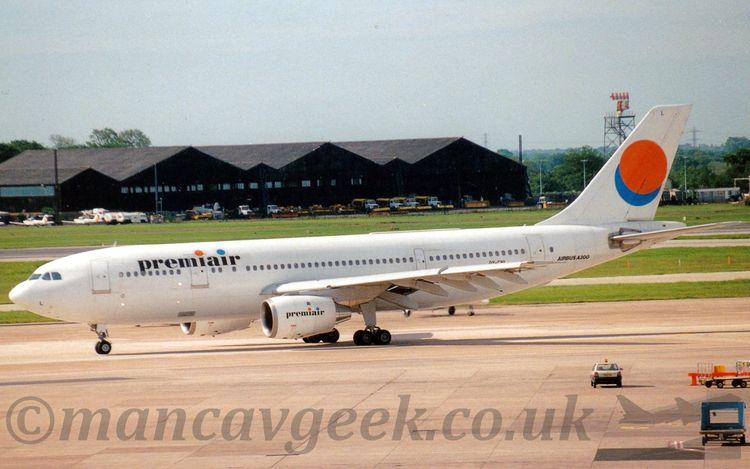 OY-CNL, A300B4, Premiair Photo  - mancavgeek | ello