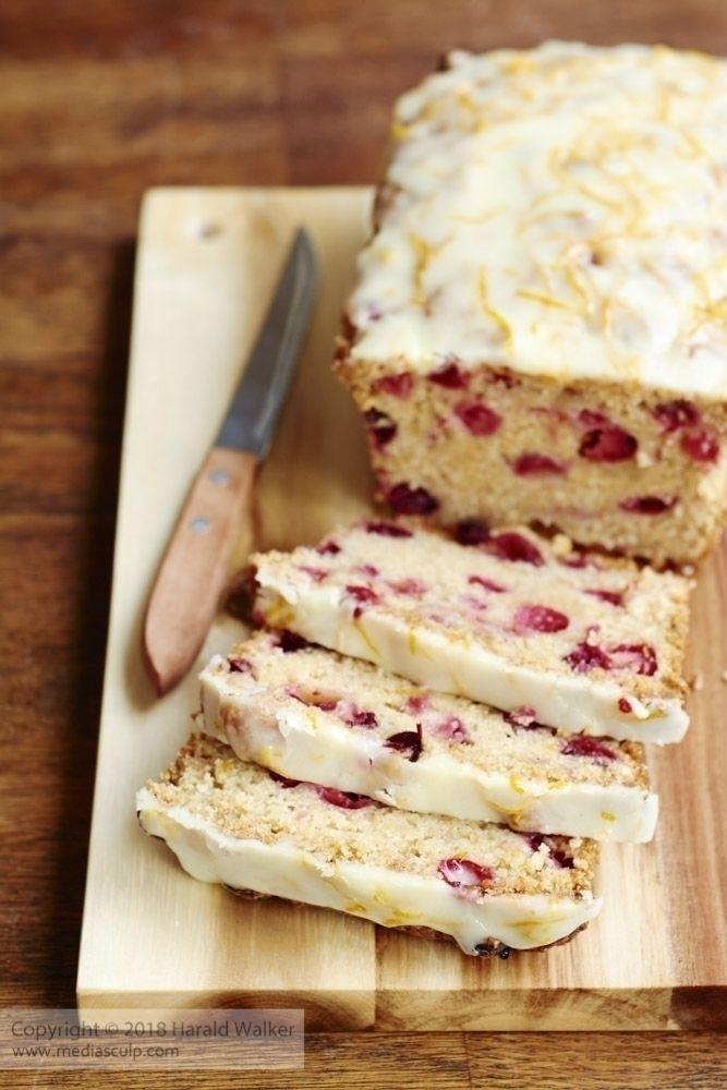 Home cranberry bread - food, foodphotography - mediasculp | ello