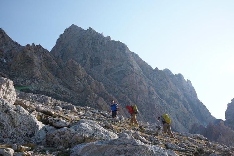 life Grand - wyoming, tetons, hiking - sethsquatch   ello