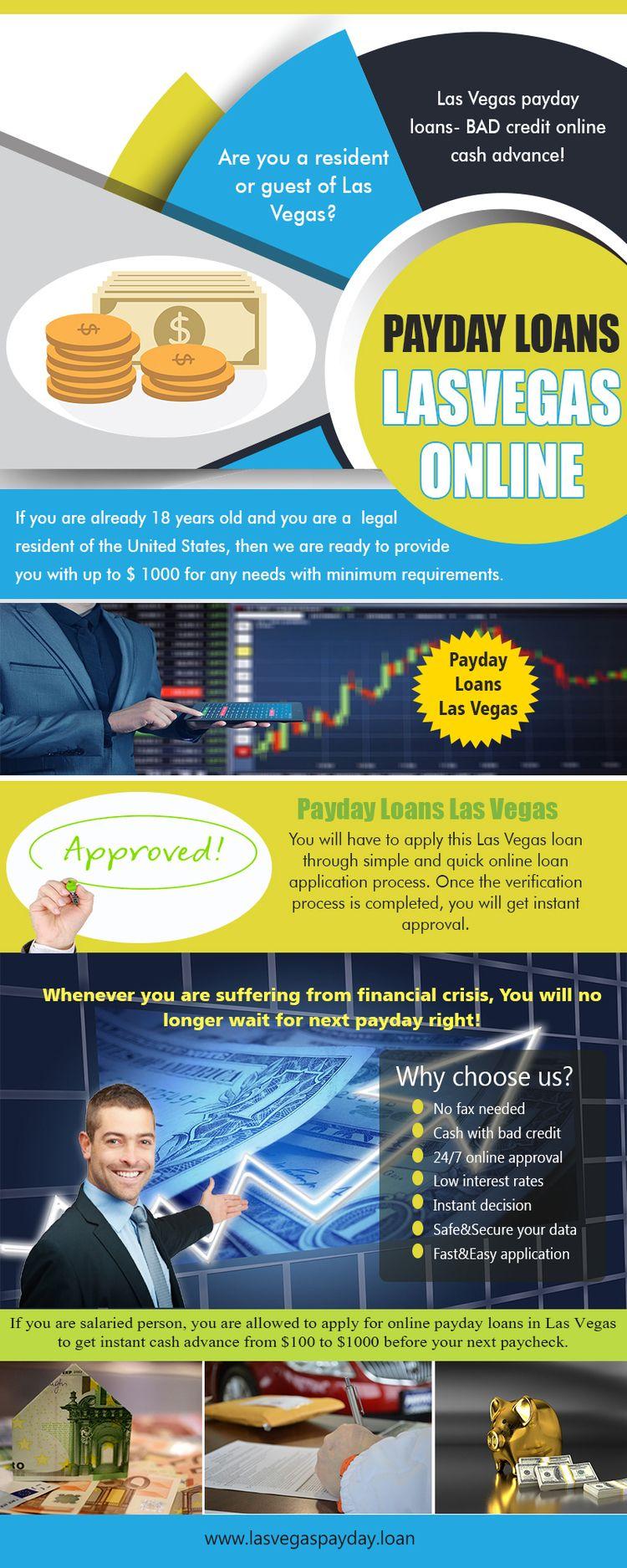payday loans lasvegas Apply tod - lasvegaspayday | ello