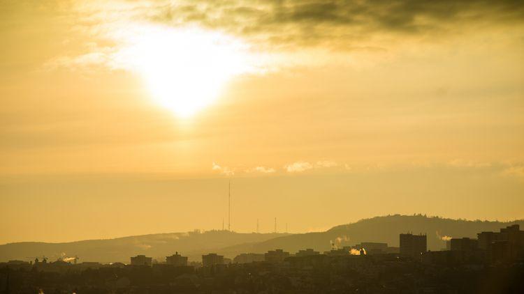 Layer horizons Urban industrial - panioan | ello