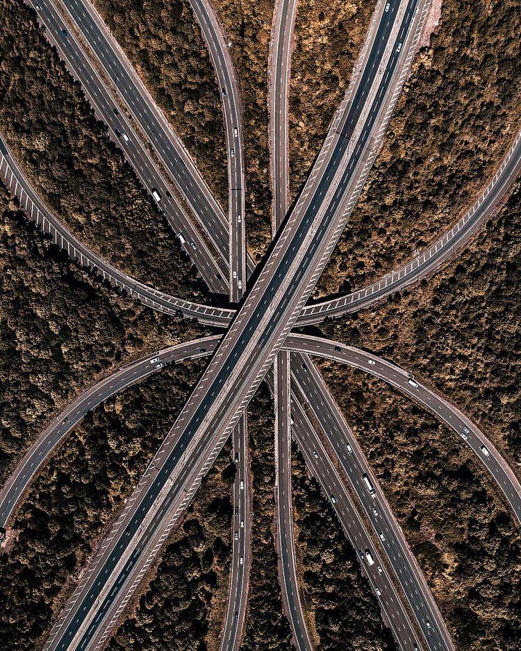 London Stunning Drone Photograp - photogrist | ello
