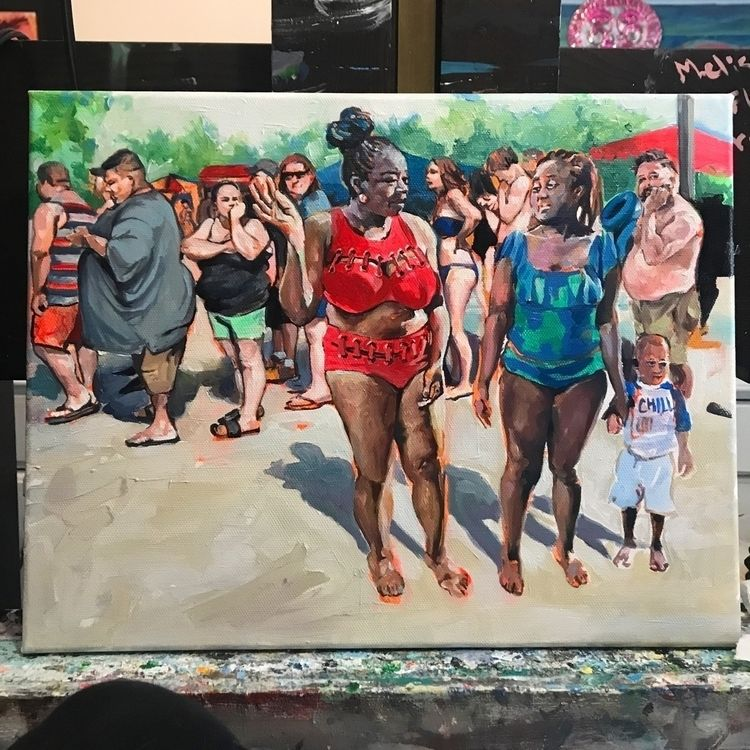 Progress - candiceflew | ello