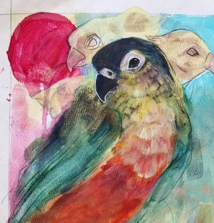 Petree Painting - sarafinacollura - sarafina_collura | ello