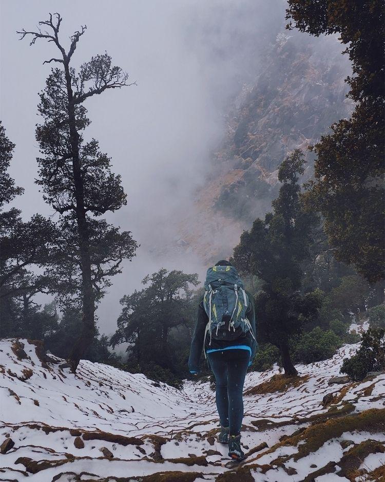 breath - himalaya, trek, mountains - riazhassan | ello