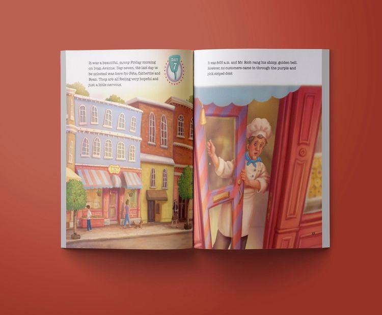 Yummy Bakery • Publishing - djedge | ello