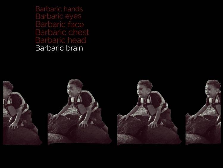 Barbaric Europe  - barbairic, refugee - jbkhq | ello