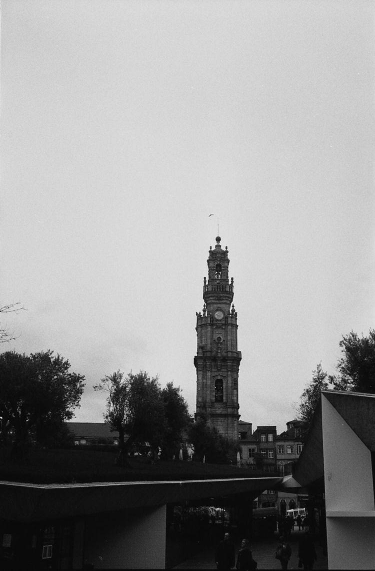 oporto, porto, tower, film, analog - russadasvendas | ello