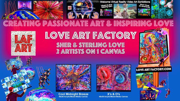 LoveArtFactory, SSLoveART, PopArt - loveartfactory | ello