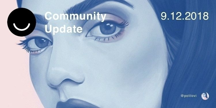 Community Update 9/12/2018 folk - elloblog | ello