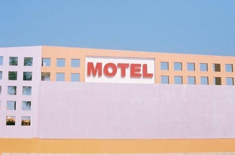 Motel  - 35mm, filmphotography - christopherdetails   ello