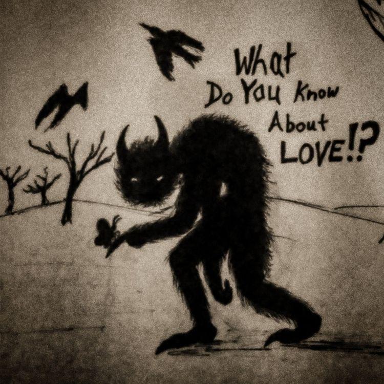 Love - christianmoscone, artist - cmoscone24 | ello