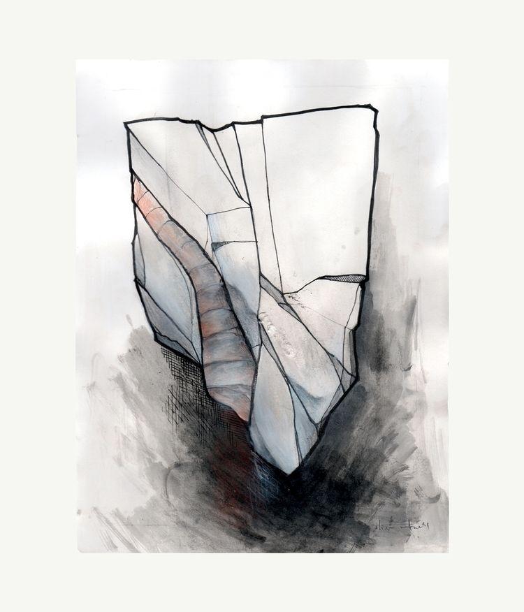September 2018 Sketches Experim - oliver-witness | ello