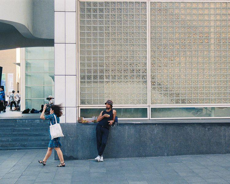 Barcelona Film - ellostreet, 35mm - ricoimba | ello