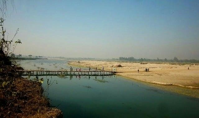 Depa River, Dinajpur, Banglades - itsafzalsheikh   ello