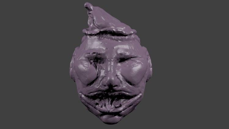 Ice-cream Orc - renders, digitalart - nikita_r | ello