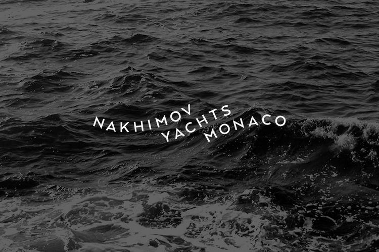 Nakhimov Yachts Monaco - graphicdesign - egorkevraletin | ello
