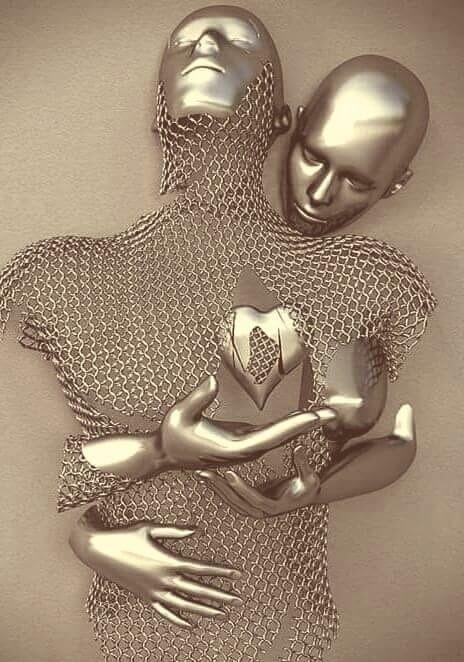 Gold love - lolosbri | ello