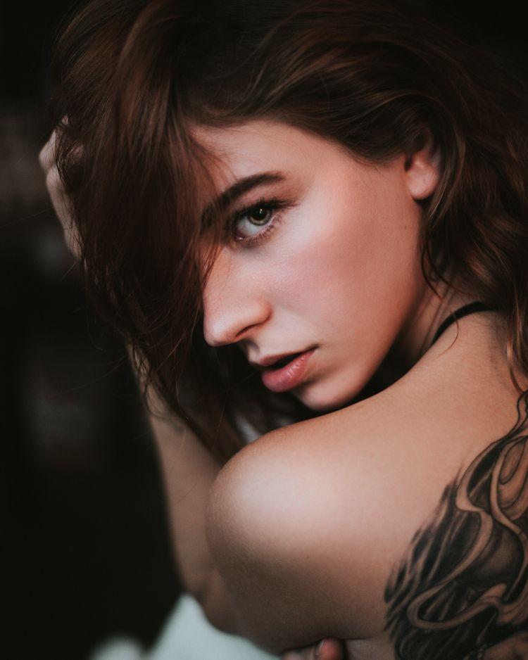 Instagram: Model: Jocelyn - portraits - djuansala | ello