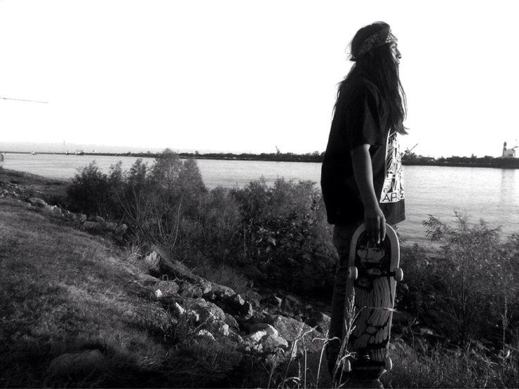 Good morning San Carlos Apache  - apacheskateboards | ello