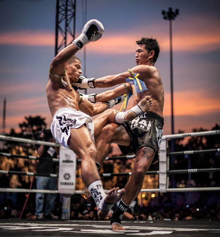 | Muay Thai - Sports, Muay_Thai - aga_szydlik | ello