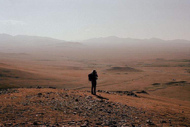 Open Land: Kyrgyzstan 9 days tr - davidschermann | ello
