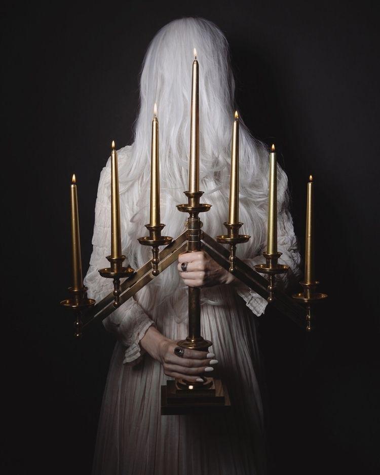 """Alba Cultricem"" — Photographer - darkbeautymag | ello"