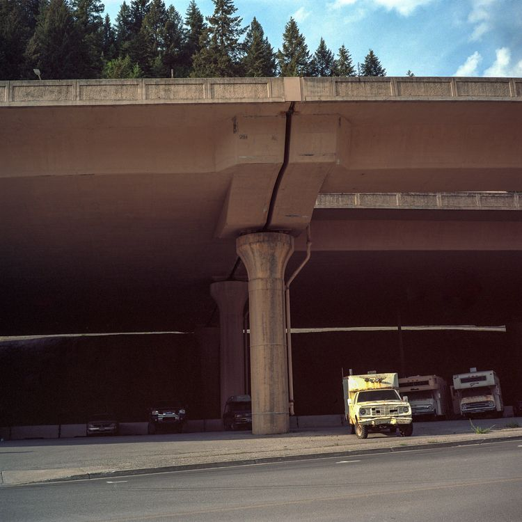 viaduct. Wallace, Idaho - photography - alon | ello