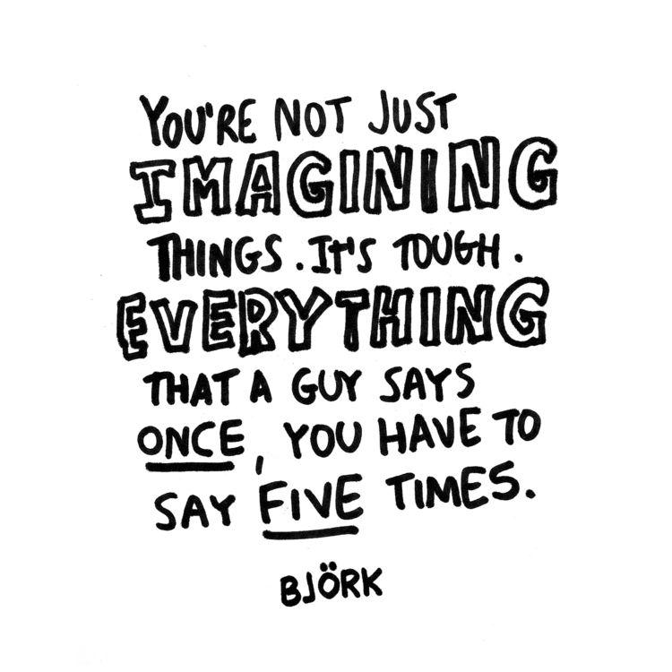 Sad true. discourage mind Morni - imaginarythinking | ello
