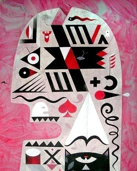 Head 16 20 acrylic panel submis - scottpartridge | ello