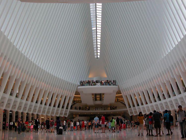 Oculus, NYC - NewYorkCity, Architecture - cuso009 | ello