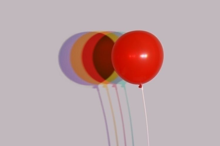 4 flashes, 1 balloon - patriciadaviesboyce | ello