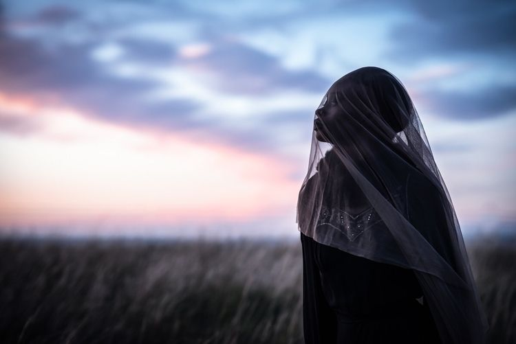 """Isolation"" — Photographer/Conc - darkbeautymag   ello"