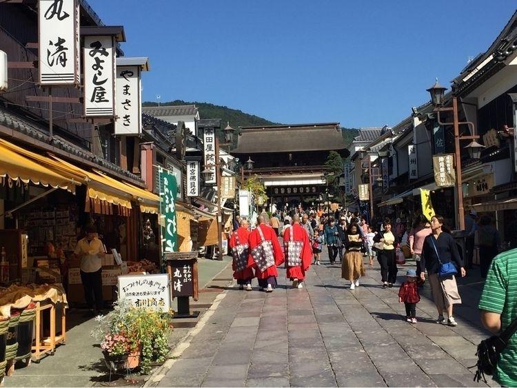 Buddhist monk Zenkoji - beatifulplace#nagano#japan - kimidori | ello