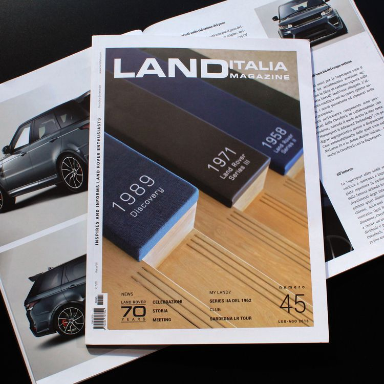 Printed issue Land Italia Magaz - eleonorabook | ello