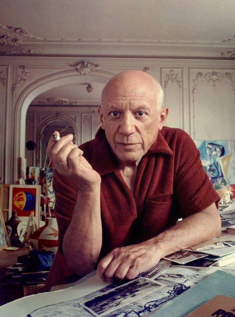 Pablo Picasso Cannes - jdavid_1903 | ello