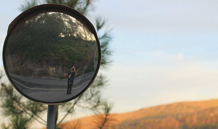 Arouca selfie espelhada - photografy - pedrodefonseca | ello