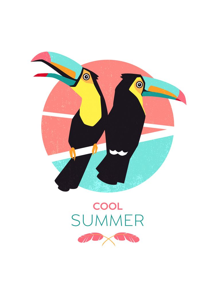 Cool summer! Instant download p - piakolle | ello