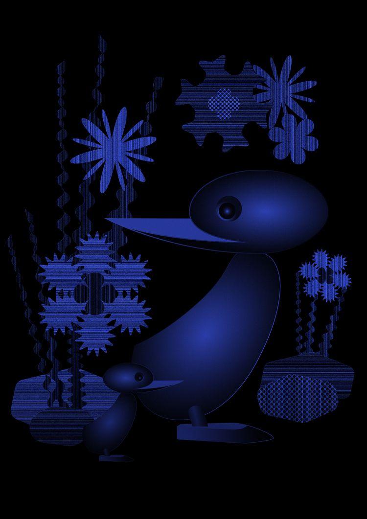 SCANDINAVIAN BIRD STORY Hans Bo - tameem | ello