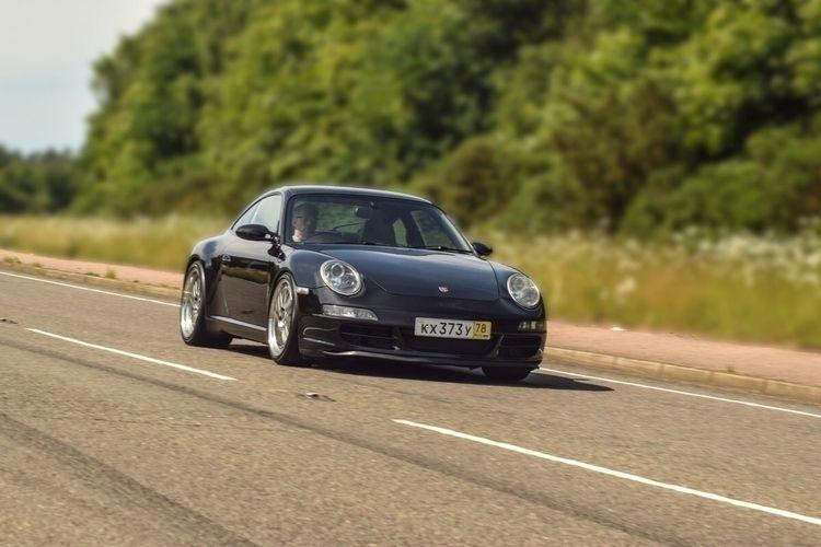 Porsche 997 rolling shot - staddon | ello