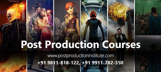 Advanced Post Production Course - postproduction0   ello
