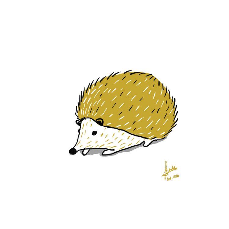 dilemma, porcupine metaphor cha - ferdiz | ello