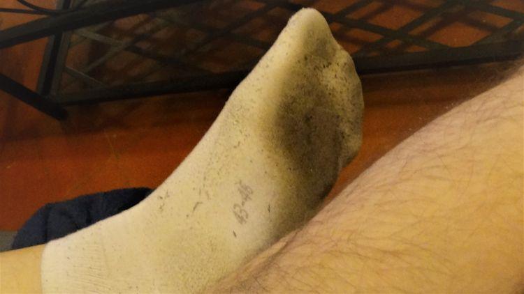 change socks - flamx   ello