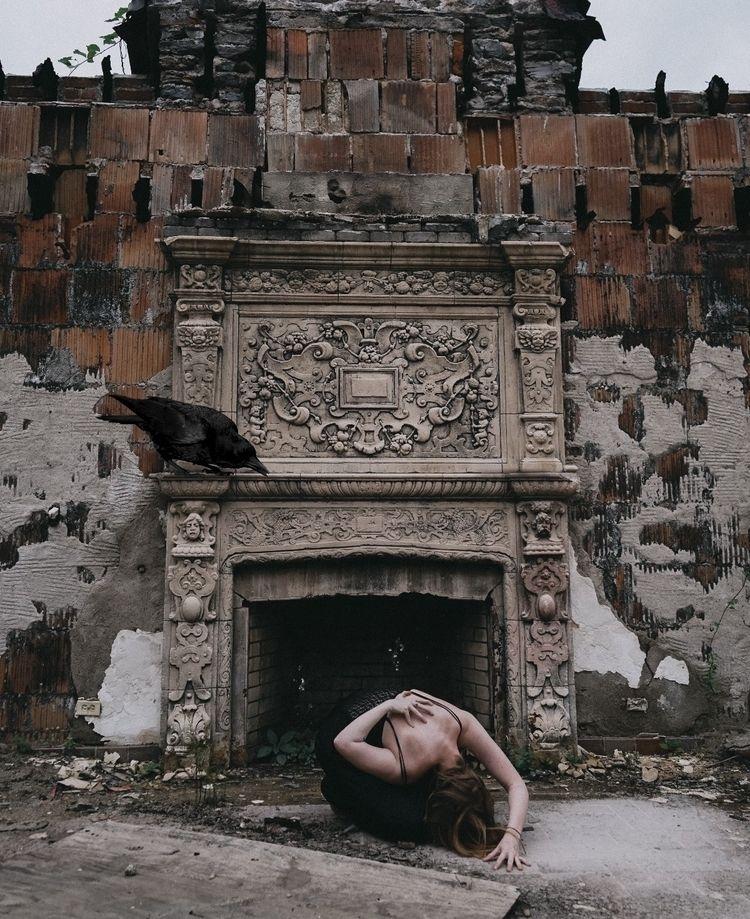 ghosts - hid portrait - sonyalpha - colleensmorgan | ello