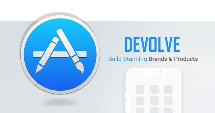 Concept App Store, build stunni - devolveinc | ello